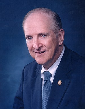 Sam Johnson - Image: Sam Johnson, official 109th Congress photo