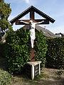 Sambeek - Kruisbeeld op de hoek van de Sint Janslaan en de Korte Sint Janslaan.jpg