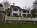 Samuel Lucius-Thomas Howland House also known as the Lucas House at 36 North Street in Plymouth Massachusetts MA circa 1640.jpg