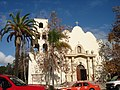San Diego - Old Town, CA, USA - Immaculate Conception Church - panoramio.jpg