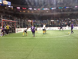 San Diego Sockers at Dallas Sidekicks - 27 January 2013.jpg