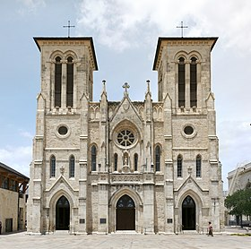 image illustrative de l'article Cathédrale de San Fernando
