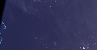 Sandy Island, New Caledonia - Landsat satellite image showing the island's supposed location.