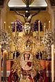 Santísimo Cristo de los Milagros y María Santísima de la Amargura Coronada.JPG