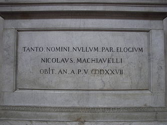 Santa Croce Machiavelli cenotaph 2.jpg