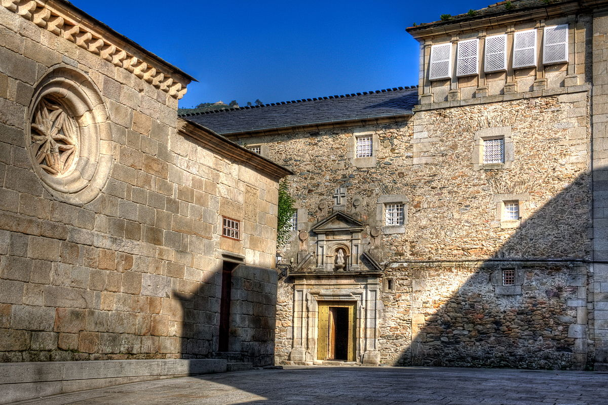 Monasterio de la concepci n vivero wikipedia la for Viveros en lugo