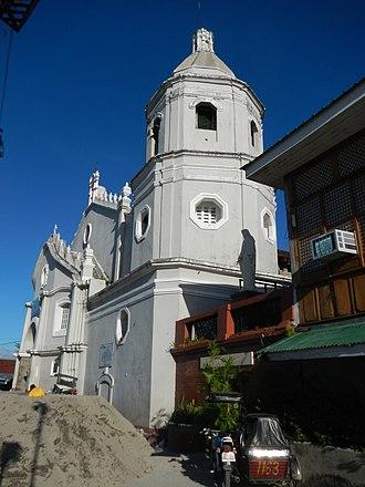 Sasmuan, Pampanga - Santa Lucia Parish Church