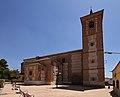 Santo Domingo-Caudilla, Iglesia Santo Domingo de Silos, fachada norte.jpg