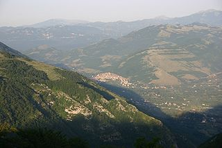 Comune in Campania, Italy