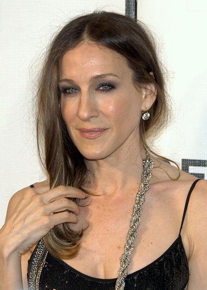 File:Sarah Jessica Parker at the 2009 Tribeca Film ...