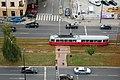 Sarajevo Tram-715 Line-4 2011-10-10.jpg