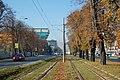Sarajevo Tram-Line Hotel-Bristol 2011-10-19 (3).jpg