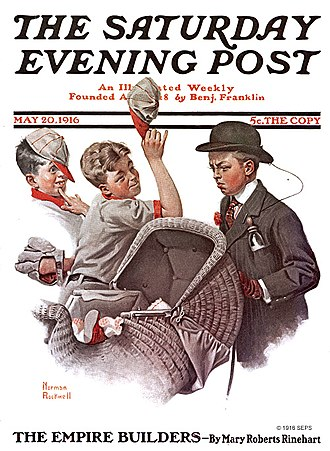 Curtis Publishing Company - Saturday Evening Post 1916-05-20