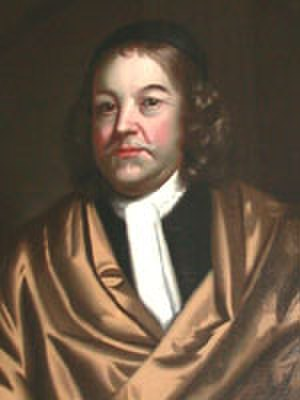 1689 Boston revolt - Former Massachusetts Governor Simon Bradstreet