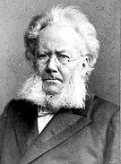 Henrik Ibsen -  Bild