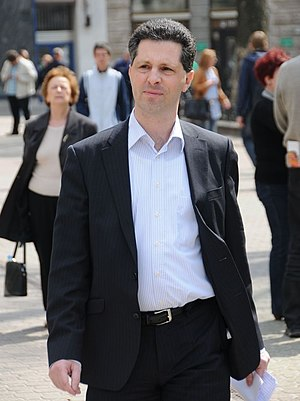 András Schiffer - Image: Schiffer András 2011 04