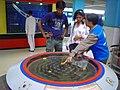 Science Career Ladder Workshop Participants Visiting Science City - Indo-US Exchange Programme - Kolkata 2008-09-17 01270.JPG