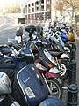 Scooter Parking - geograph.org.uk - 1138541.jpg