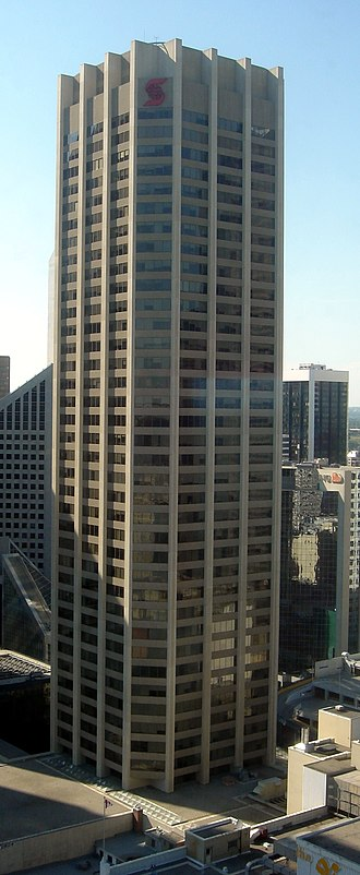 Scotia Centre (Calgary) - Office Tower