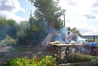 Benwell and Scotswood - Scotswood Community Garden, 2009.