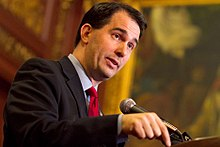 Image illustrative de l'article Scott Walker (homme politique)