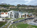 Scottish Parliament building, Holyrood.jpg