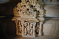 Sculptures inside Jain temple,Chittorgarh Fort 04.jpg