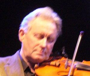 Seán Keane (fiddler) - Keane in 2010