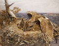 Sea Eagle's Nest (Bruno Liljefors) - Nationalmuseum - 18654.tif