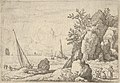 Sea Piece with Three Figures to the Right MET DP837580.jpg