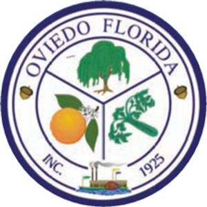 Oviedo, Florida - Image: Seal of Oviedo, Florida