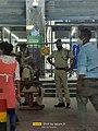 Sealdah Railway Station on the occasion of Durga Puja 3.jpg