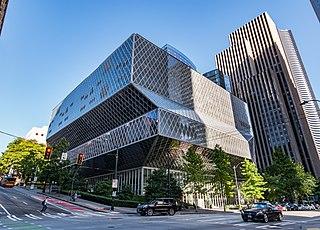 Seattle Public Library Public library system serving Seattle, Washington