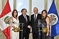 Secretario General de la OEA se reúne con Presidente Kuczynski, Premier Mercedes Aráoz y la Canciller Cayetana Aljovín.jpg