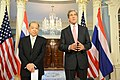 Secretary Kerry and Thai Foreign Minister Tovichakchaikul Address Reporters.jpg
