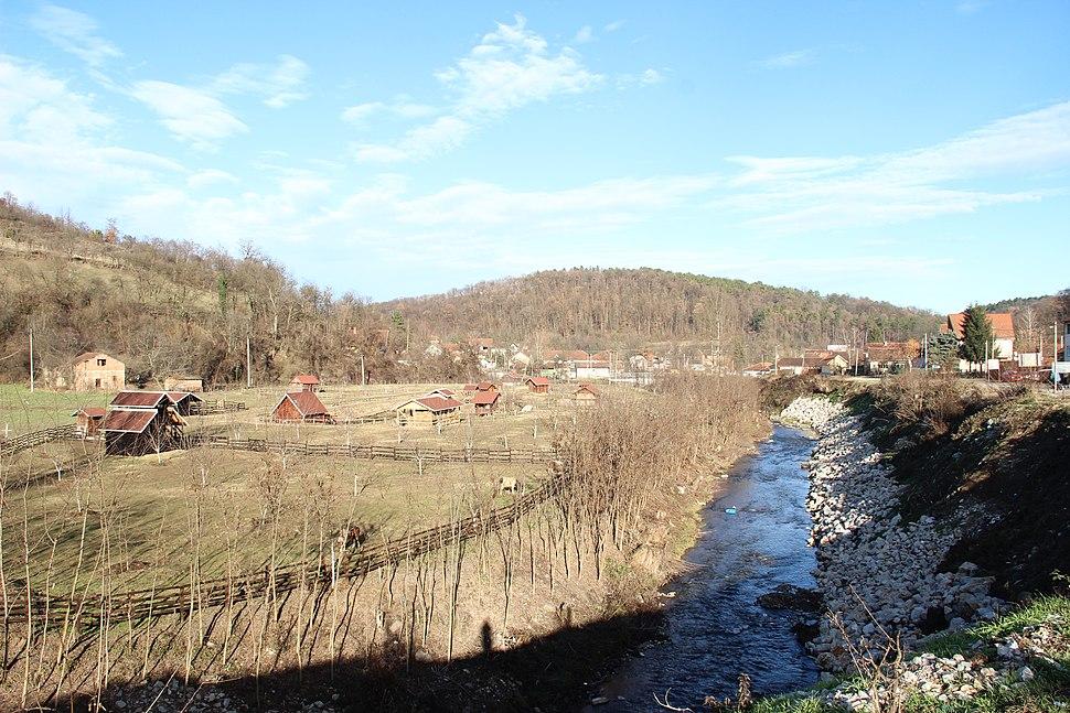 Sedlari - opština Valjevo - zapadna Srbija - panorama 13
