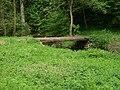 Sedlec (SJpS), most lesní cesty přes Loděnici.jpg