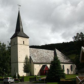 Selbu Church - Image: Selbu church
