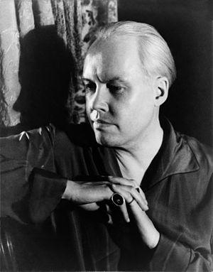 Carl Van Vechten - Self-portrait (1934)