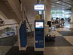 Self-check-in machine at Munich airport.jpg