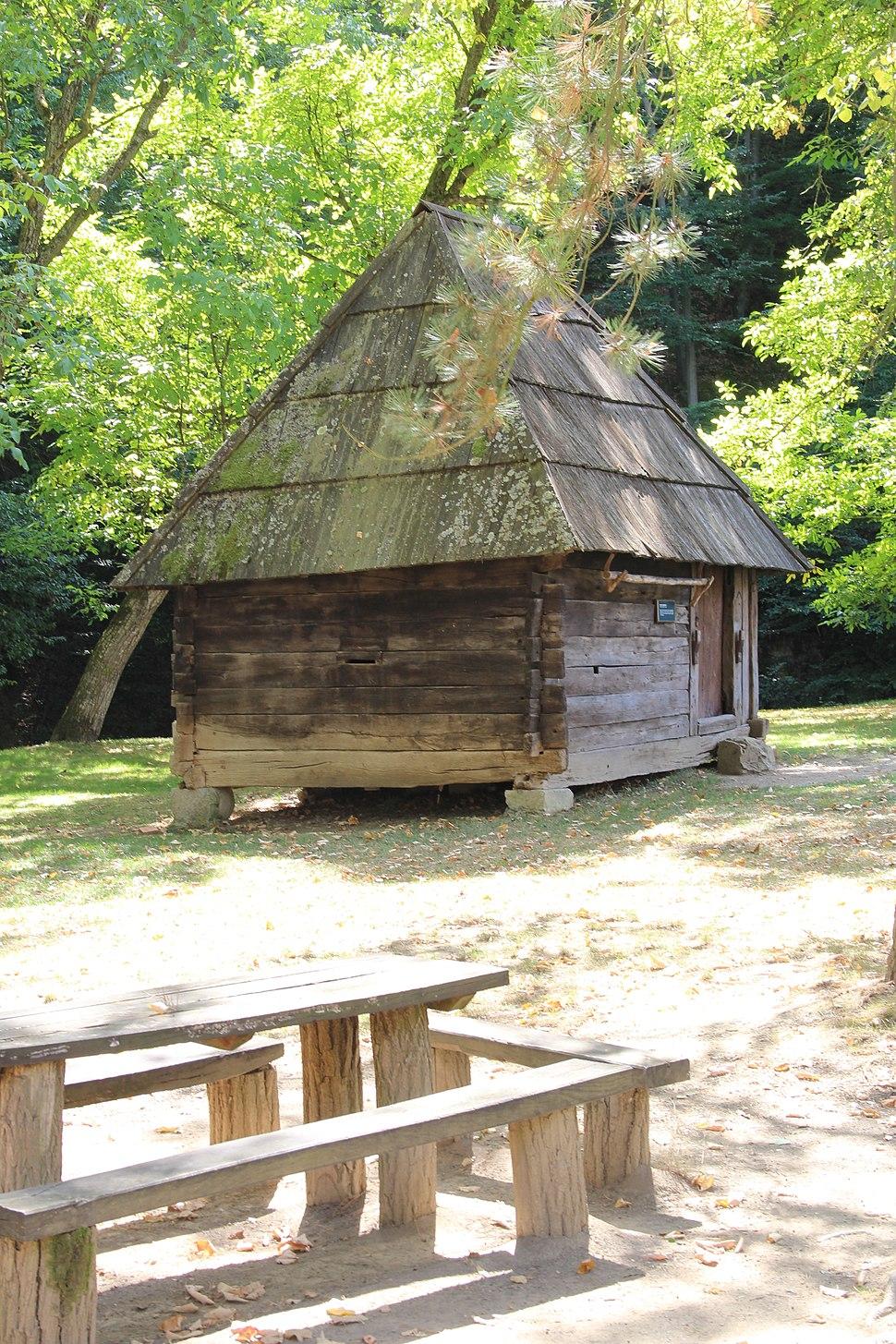 Selo Brankovina - opština Valjevo - zapadna Srbija - Kulturno-istorijska celina Brankovina 12