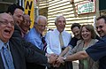 Senator Lautenberg and Representative Pascrell in Paterson (2551278536).jpg