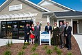 Senator Stabenow joined Dow for a tour of their sustainable housing project.jpg
