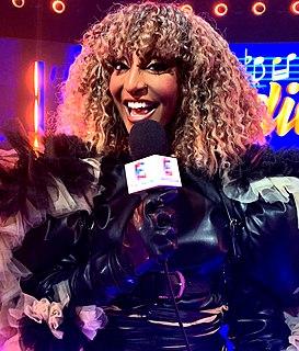 Senhit (singer) Italian singer
