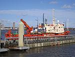 Sentinel at Liverpool Cruise Terminal - 2012-08-31 (18).JPG