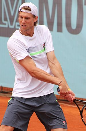 Andreas Seppi - Seppi at the 2014 Madrid Open