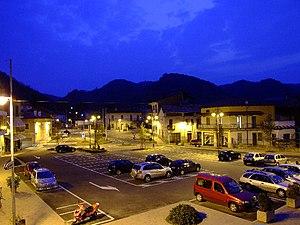 Serravalle Sesia - Piazza della Libertà