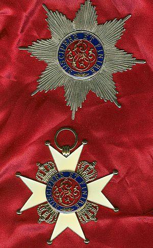 Order of Ernst August - Image: Set Grootkruis Ernst August Orden Hannover