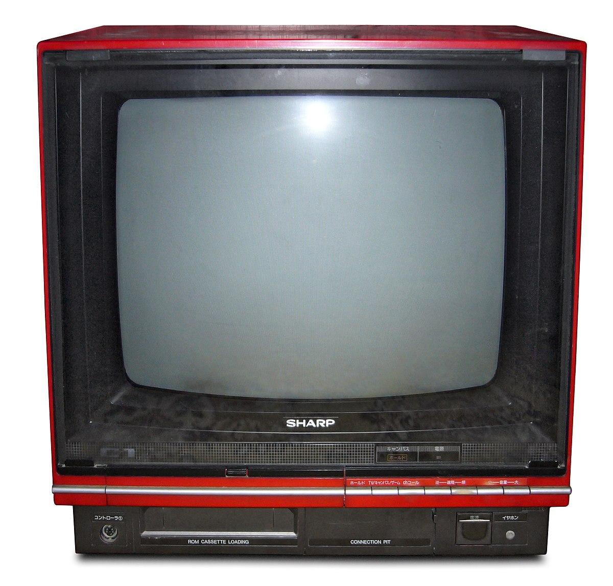 Sharp Nintendo Television - Wikipedia