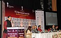 Shashi Tharoor addressing the inaugural session of the FICCI Higher Education Summit 2013 – 'Building Networks for Transforming Indian Higher Education', in New Delhi on November 13, 2013.jpg